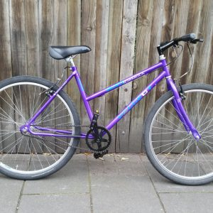 Peugeot Purple Ladies Bike