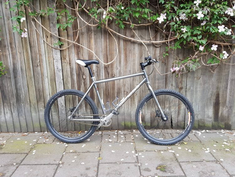 single speed Genesis hybrid