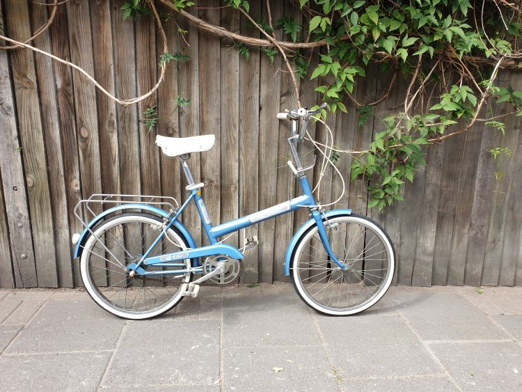 full view image of Raleigh Denm SHopper bike for sale