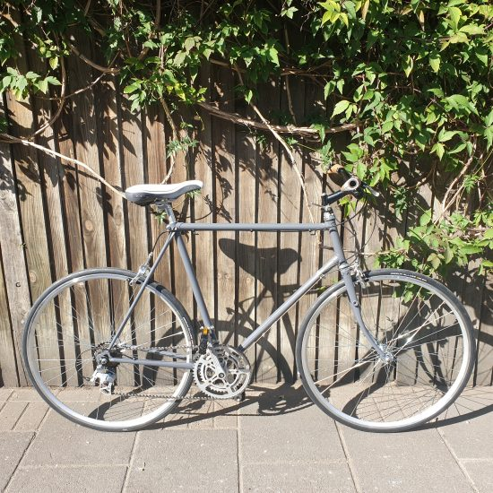 full view image of Harbour Commuter bike for sale