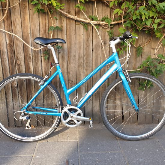 image of Trek Alpha Hybrid