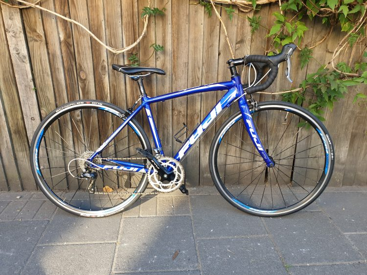 image of Fuji Sportif road bike for sale