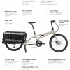 labelled photo of Node Cargo bike for sale